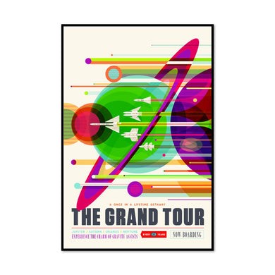 The Grand Tour Artblock
