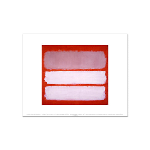Untitled by Mark Rothko, Art Print in 4 sizes by 2020ArtSolutions