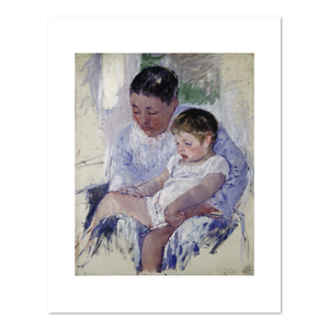 Mary Cassatt, Jenny and Her Sleepy Child, 2020ArtSolutions