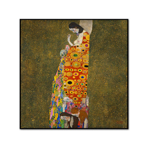 Hope II by Gustav Klimt Artblock