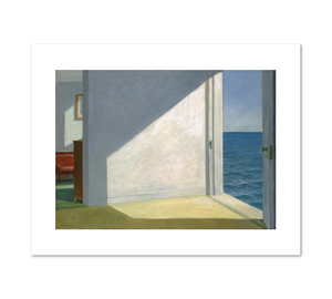 Rooms by the Sea by Edward Hopper Archival Print