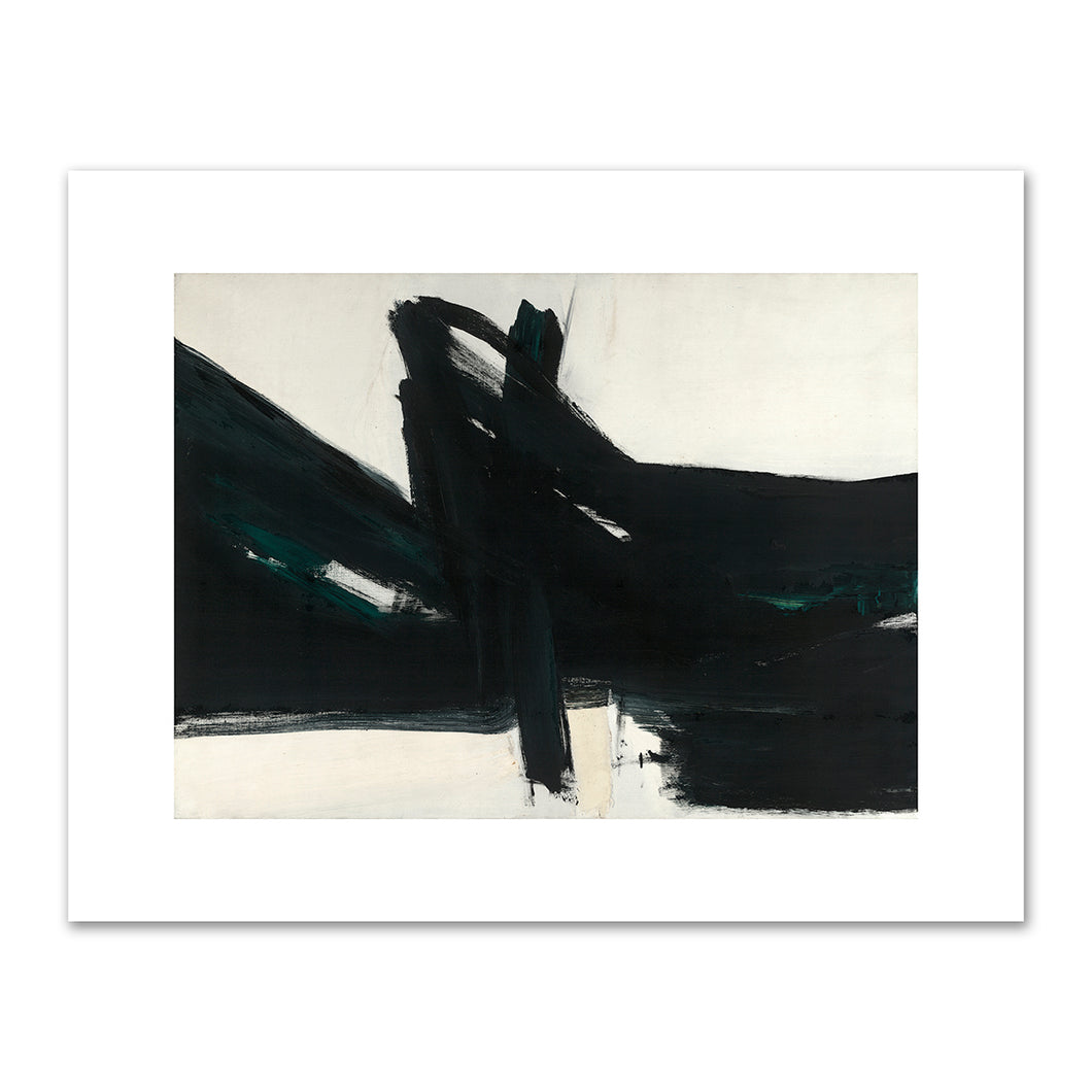Ravenna by Franz Kline, Fine Art Print in 4 sizes by 2020ArtSolutions