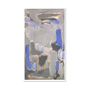 Mark Rothko, Untitled, 1947, Framed Art Print with white frame in 3 sizes by 2020ArtSolutions