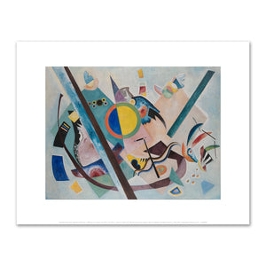 Wassily Kandinsky, Multicolored Circle, 1909, art prints in various sizes by 2020ArtSolutions