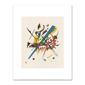 Wassily Kandinsky, Kleine Welten, I (Small Worlds, I), 1922, art prints in various sizes by 2020ArtSolutions