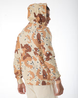 Lightweight Camo hoodie with front pocket
