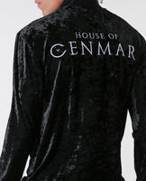 Black high nick with House of Cenmar