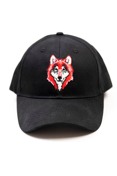 Cenmar Wolf embroidery hat