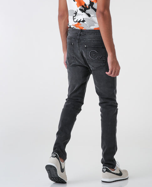 House of Cenmar classic Grey jeans