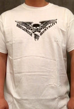 Skull w/ Wings Short Sleeve T-Shirt