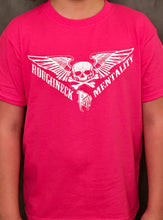 Youth Skull w/ Wings Short Sleeve T-Shirt