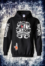 Roughneck Mentality Crest Hooded Sweatshirt