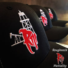 RM w/ Rig and Pump jack logo