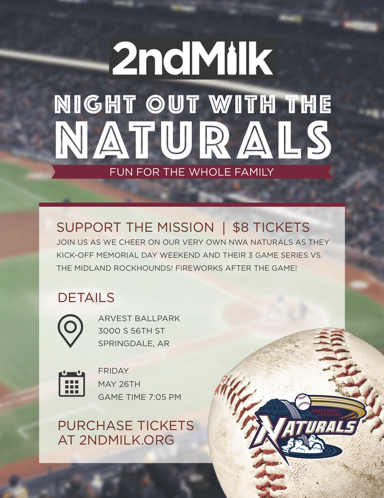 Night Out With the Naturals Tickets