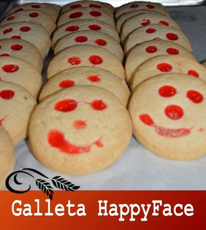 Galleta Happy Face