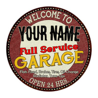 Your Name Full Service Garage 14