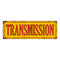 TRANSMISSION Vintage Looking Metal Sign Shop Oil Gas 6x18 Garage 106180064011