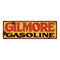 Gilmore Gasoline Vintage Look Reproduction Metal Sign 6x18  61 106180064029