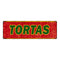 Tortas Vintage Look Restaurant Food Metal Sign 6x18 106180067005