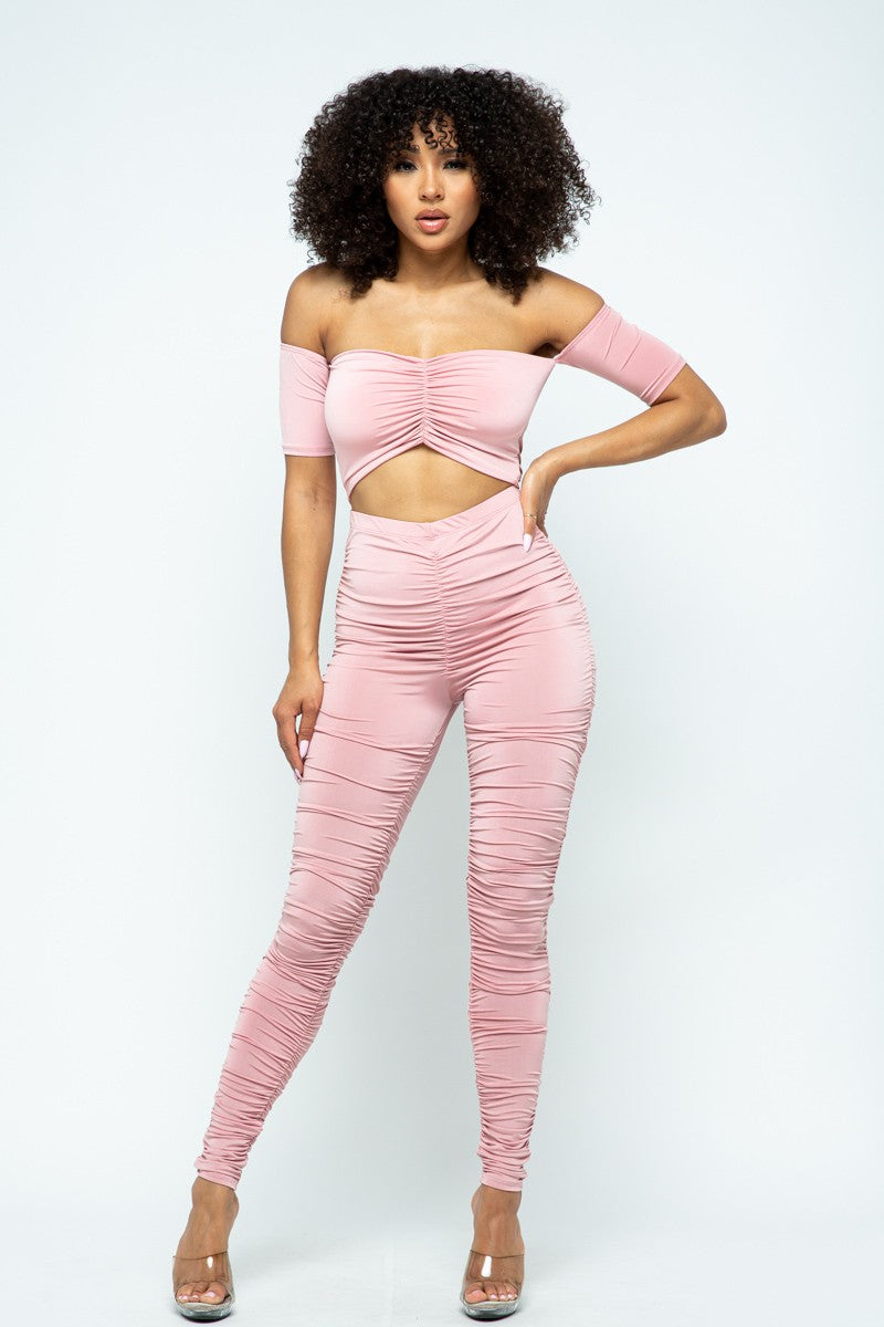 The Aida Set - Light Pink (PRE - ORDER)