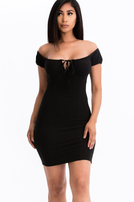 The Jessa Dress - Black