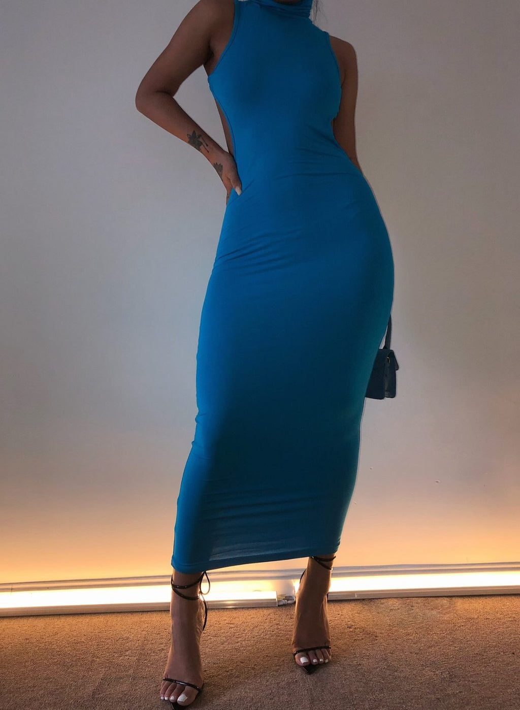The Jada Midi Dress