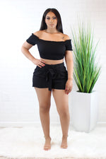 The Hannah Set - Black