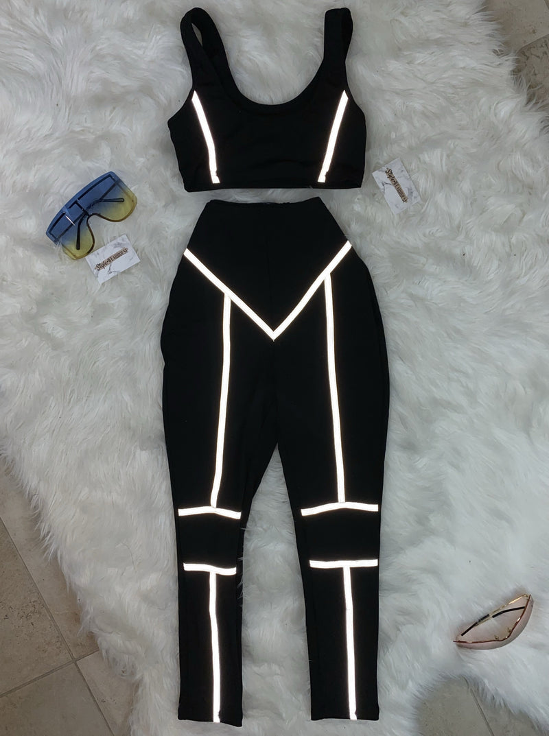 The Reflective Track Set