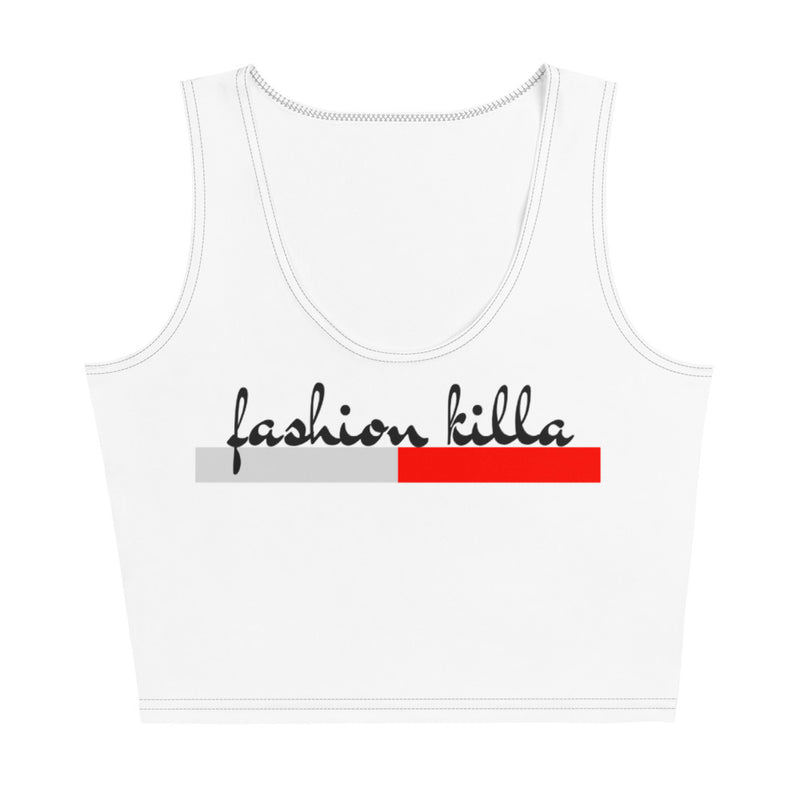The Fashion Killa Crop Top