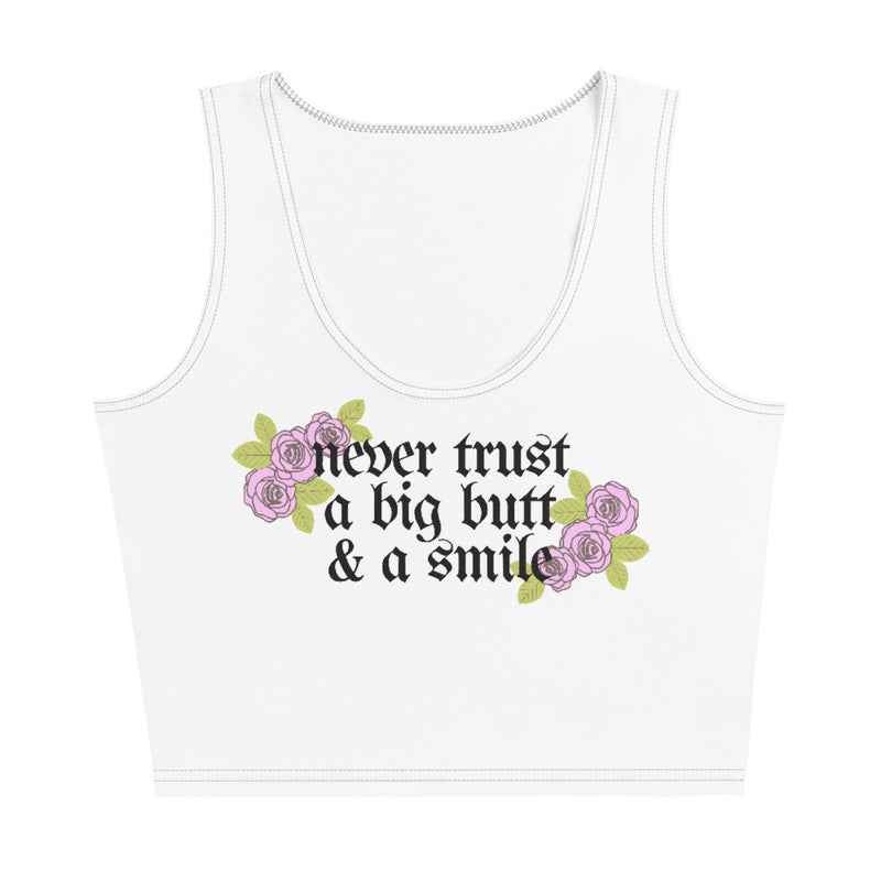 The Trust Issues Crop Top