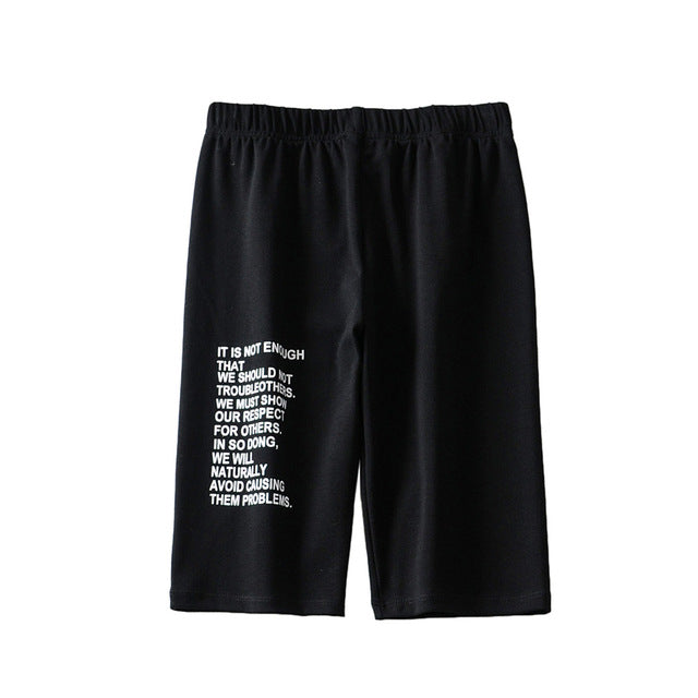 The Jordyn Biker Short