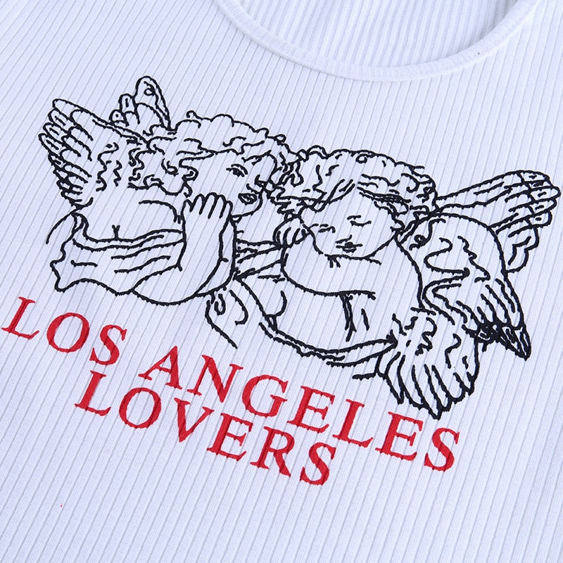 The Los Angeles Lovers Tee