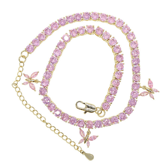 The Mini Butterfly Choker