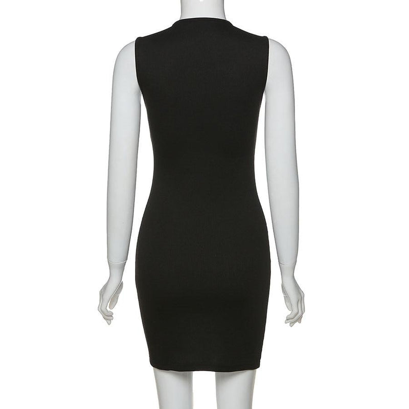 The Gianna Zip Dress