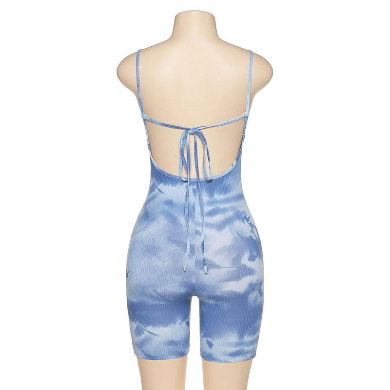 In The Clouds Romper
