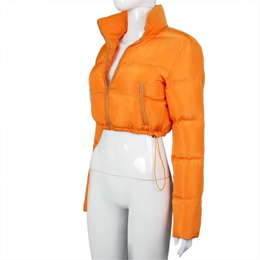 Aria Adjustable Puffer Jacket