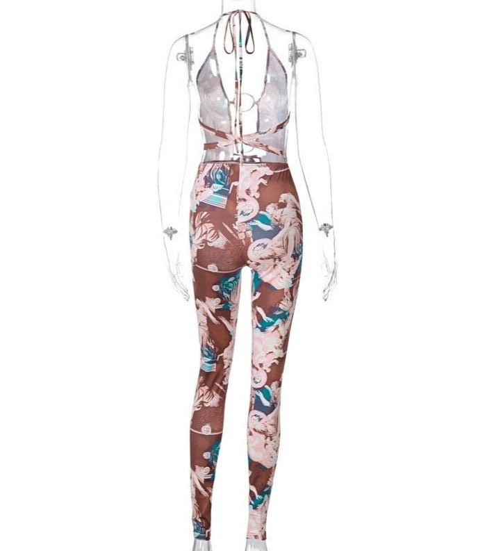 The Alba Jumpsuit