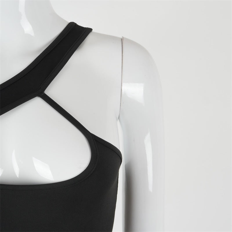 The Angelika One Shoulder Bodysuit