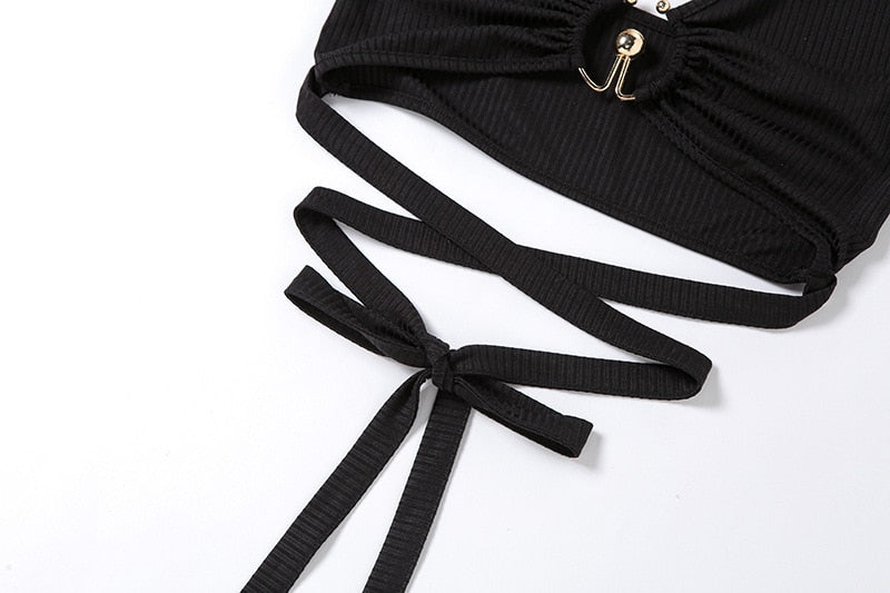 The O-Ring Halter