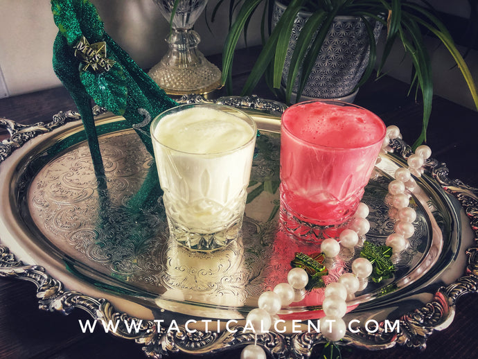 His & Hers Cocktails - Ramos Gin Fizz