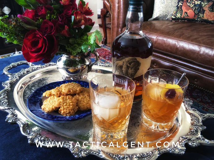 His & Hers Cocktails - Kentucky Derby Redo