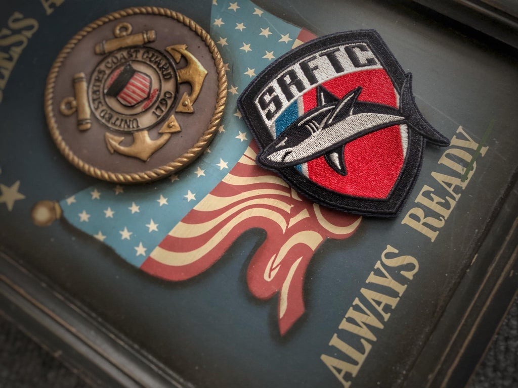 SRFTC Unit Morale Patch
