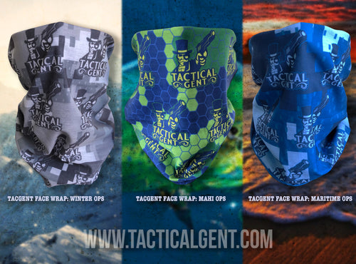 Tactical Gent Face Wraps