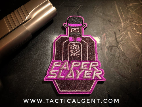 Paper Slayer: Gentleman Edition Morale Patch
