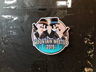 2019 Mountain Meetup Patch