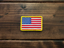 US Flag Patch (Berry Compliant)