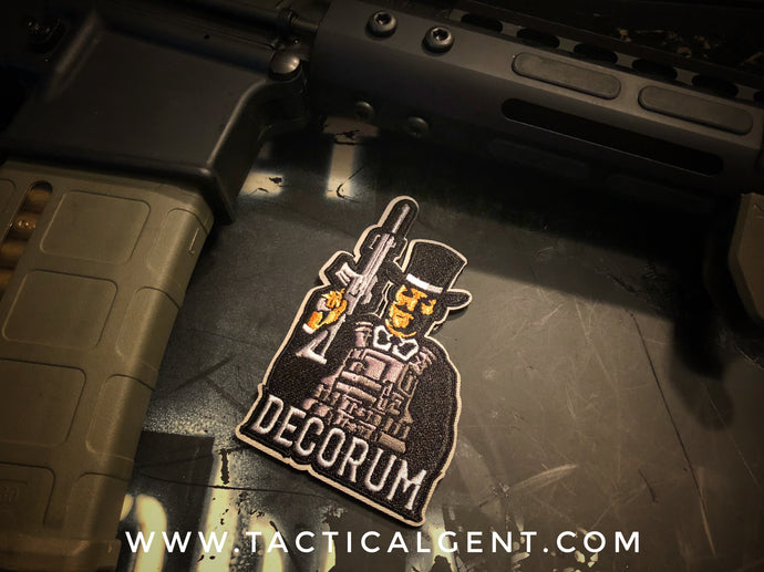 DECORUM Morale Patch
