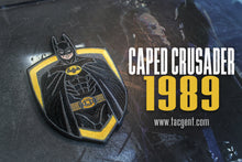 Caped Crusader 1989 Patch