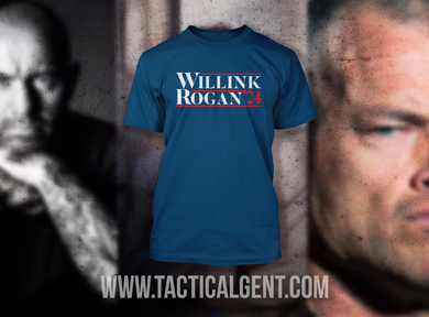 Willink & Rogan For President Tee