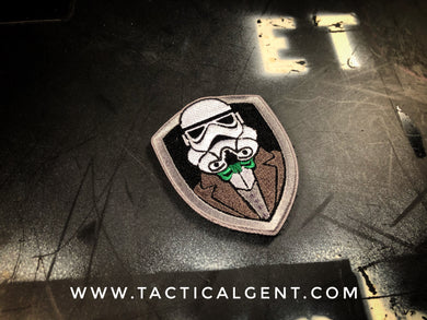Stormtrooper Gent Patch